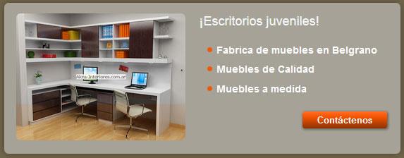 escritorios, escritorios infantiles, escritorios platinum, escritorios con alzada, escritorios laqueados, modelos de escritorios juveniles, muebles escritorios juveniles,