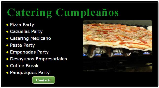 catering zona oeste, empresas de catering, catering empresarial, comidas especiales para cumpleaños, comida para fiestas de cumpleaños, catering para fiestas, catering cumpleaños, catering para eventos precios,