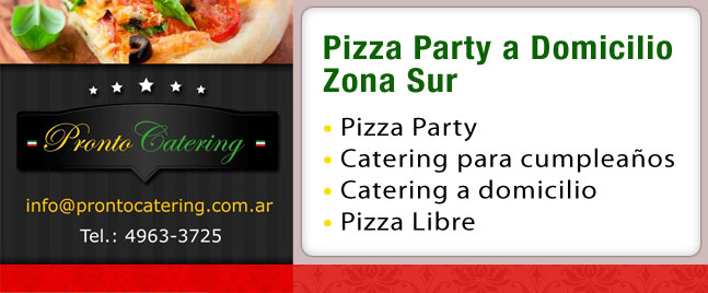 pizza a domicilio, pronto pizza menu, pizza party zona norte, pizza party capital federal, de pizza, pizza party precios, pizza parties, salsarte pizza party & catering - en tu evento cuando quieras