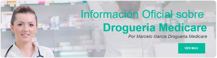 Marcelo Garcia te invita que visites el sitio oficial de drogueria medicare
