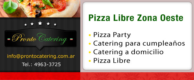 pizza libre moron, pizza libre zona sur, pasta libre, pizza libre en capital, pizza libre zona oeste, pizza libre san justo precios, pizza, pronto pizza menu, pizza domicilio, pizza party zona sur,